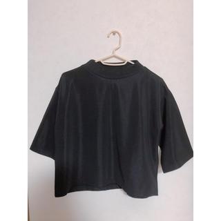 ダミー(DAMMY)のDAMMY  ナイロン素材のTシャツ(Tシャツ(半袖/袖なし))