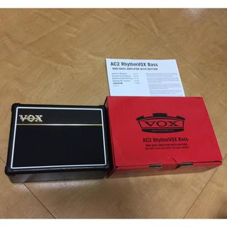 ヴォックス(VOX)のVOX AC2 小型ベースアンプ(ベースアンプ)