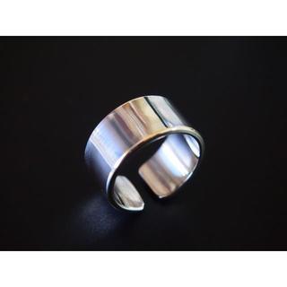 本格シルバーリング10(リング(指輪))