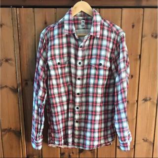 カトー(KATO`)のKATO`  長袖チェックシャツ(シャツ)