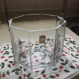 トウヨウササキガラス(東洋佐々木ガラス)の氷入れ アイスペール SASAKI CRYSTAL 日本製  お値引き!(アルコールグッズ)