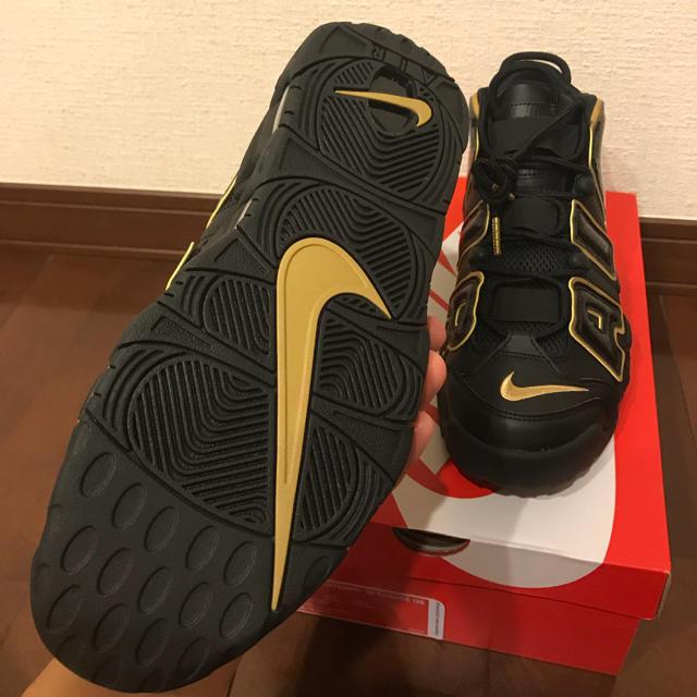 NIKE(ナイキ)の新品 NIKE AIR MORE UPTEMPO 96 フランス QS27.0 メンズの靴/シューズ(スニーカー)の商品写真
