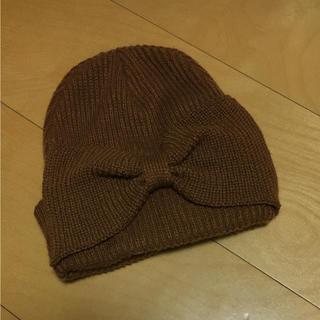 ミスティック(mystic)の試着のみ omekashiで購入 Kids(3〜4歳)用ニット帽(帽子)