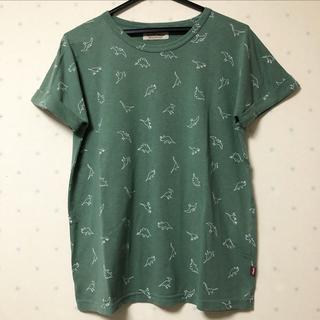 ダブルネーム(DOUBLE NAME)の【ごりらでた様専用】DOUBLE NAME 恐竜柄 Tシャツ(Tシャツ(半袖/袖なし))