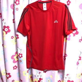 アディダス(adidas)のアディダス Tシャツ   メンズ  XO    レディース(Tシャツ/カットソー(半袖/袖なし))