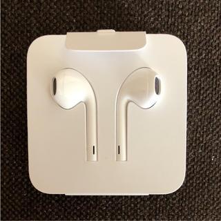 アイフォーン(iPhone)のiPhone8 イヤフォン(ヘッドフォン/イヤフォン)