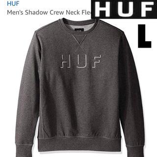 ハフ(HUF)のHUF トレーナー スウェット L タグ付き(スウェット)