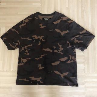 フィアオブゴッド(FEAR OF GOD)のr様 専用 yeezy season1 camo tee S adidas(Tシャツ/カットソー(半袖/袖なし))