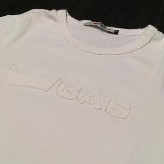 ガス(GAS)のGAS 白のTシャツ アウトレット 新品(Tシャツ(半袖/袖なし))
