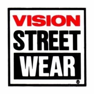 ザラ(ZARA)の赤 VISIONSTREETWEAR チェスト切替え ポロシャツ(ポロシャツ)