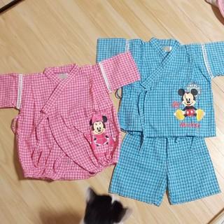ディズニー(Disney)の甚平セット(甚平/浴衣)