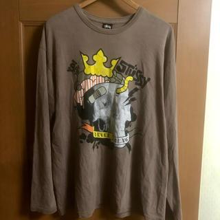 ステューシー(STUSSY)のstussy ステューシー ロンt ストリート スケーター スケボー 野村周平(Tシャツ/カットソー(七分/長袖))