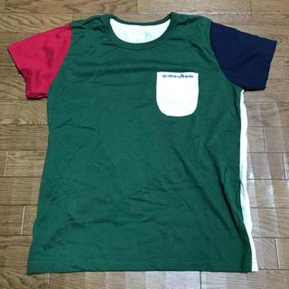 ゴースローキャラバン マルチカラー半袖Tシャツ(Tシャツ/カットソー(半袖/袖なし))