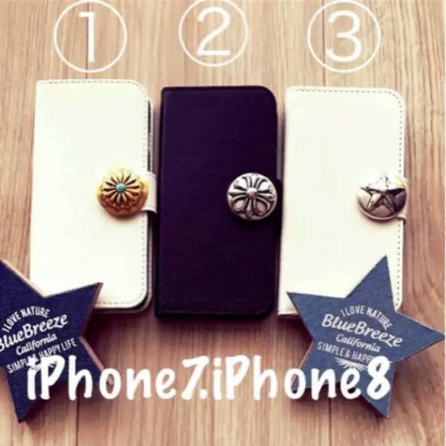 iphone xr シェル ケース / 新品☆iPhoneケース☆手帳型☆コンチョの通販 by N♡*.+゜'s shop|ラクマ