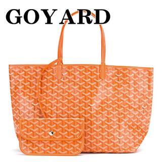 ゴヤール(GOYARD)のゴヤール GOYARD サンルイPM トートバッグ オレンジ ORANGE(トートバッグ)