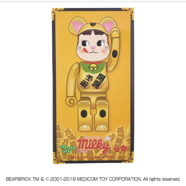 MEDICOM TOY(メディコムトイ)のナオナオ様専用   金メッキ 1000% 1/2 エンタメ/ホビーのフィギュア(その他)の商品写真