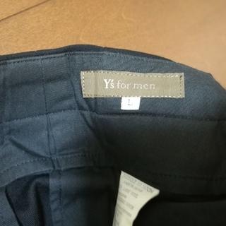ワイズ(Y's)の処分価格! Y's ワイズ スラックスパンツ スーツ お洒落(スラックス)