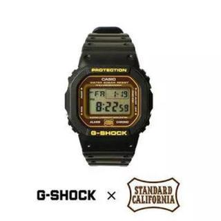 スタンダードカリフォルニア(STANDARD CALIFORNIA)のスタンダードカリフォルニア G-SHOCK DW-5600(腕時計(デジタル))