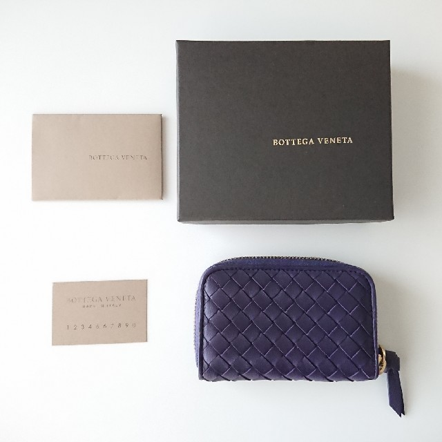Bottega Veneta(ボッテガヴェネタ)の【新品未使用】BOTTEGA VENETAボッテガ ヴェネタ コインケース  レディースのファッション小物(コインケース)の商品写真