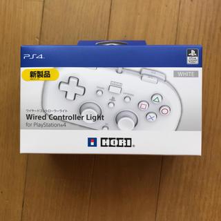 プレイステーション4(PlayStation4)のPS4ワイヤードコントローラーライト(その他)