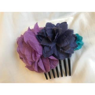 フリフ(ふりふ)の浴衣や結婚式に 髪飾り(ヘアアクセサリー)