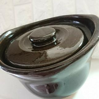 ムジルシリョウヒン(MUJI (無印良品))の無印良品  土鍋  3合(鍋/フライパン)