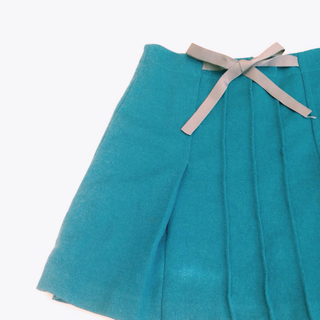プーラフリーム(pour la frime)の【値下げ!】ひざ丈スカート(ひざ丈スカート)