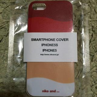 ニコアンド(niko and...)のniko and… iPhoneカバー(モバイルケース/カバー)