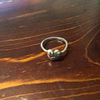 クロムハーツ(Chrome Hearts)のクロムハーツ バブルガムリング ハート 7号(リング(指輪))