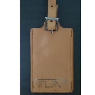 トゥミ(TUMI)のTUMI ネームタグ(旅行用品)