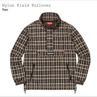 シュプリーム(Supreme)のsupreme nylon plaid pullover(ナイロンジャケット)