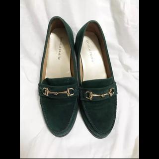オリエンタルトラフィック(ORiental TRaffic)のオリエンタルトラフィック★レトロシューズ(ローファー/革靴)