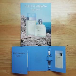 ドルチェアンドガッバーナ(DOLCE&GABBANA)のドルガバ ライトブルー2個セット♡(香水(男性用))