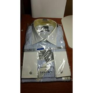 セヴィルロウ(Savile Row)のTHE SAVILE ROW 新品ワイシャツ 送料込み 綿100% 39ー84(シャツ)