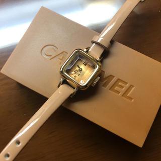 CABANE de ZUCCa - CARAMEL CABANE de ZUCCa 腕時計