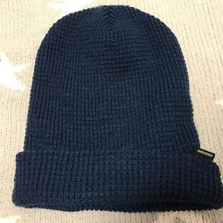 マウジー(moussy)のmoussy ニット帽 新品タグ付き(ニット帽/ビーニー)