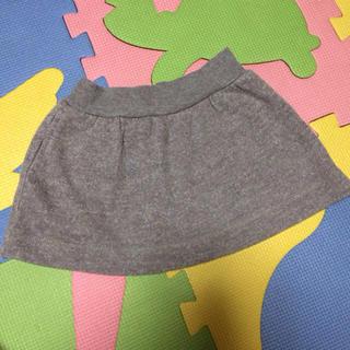 ムジルシリョウヒン(MUJI (無印良品))の無印 スカート 80(その他)