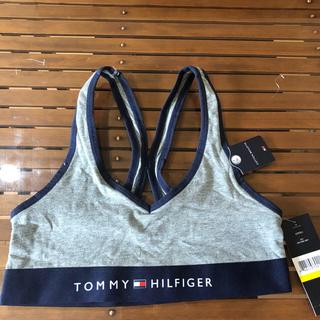 トミーヒルフィガー(TOMMY HILFIGER)のトミーヒルフィガースポーツブラ(ブラ)