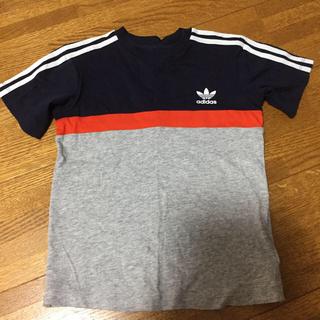 アディダス(adidas)のadidas★teeサイズ110(Tシャツ/カットソー)