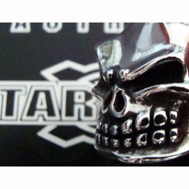 スターリンギア スタイラースリックスターリング 5号 メンズのアクセサリー(リング(指輪))の商品写真