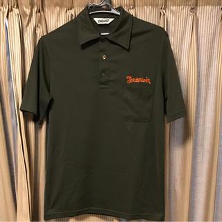テンダーロイン(TENDERLOIN)のテンダーロイン本物ポロシャツMメンズTENDERLOIN半袖シャツ正規品(ポロシャツ)