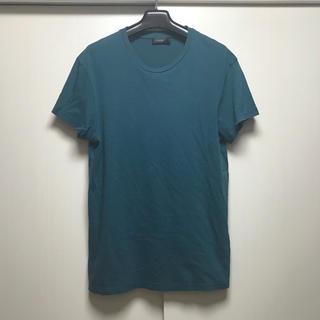 ジルサンダー(Jil Sander)のJIL SANDER ジルサンダー Uネック カラー Tシャツ カットソー(Tシャツ/カットソー(半袖/袖なし))