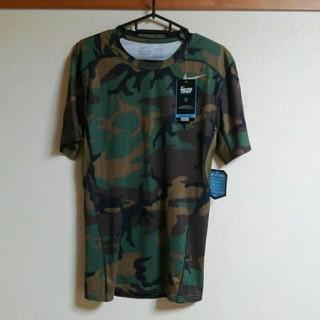 ナイキ(NIKE)のNIKE  PRO COMBAT  Mサイズ(Tシャツ/カットソー(半袖/袖なし))