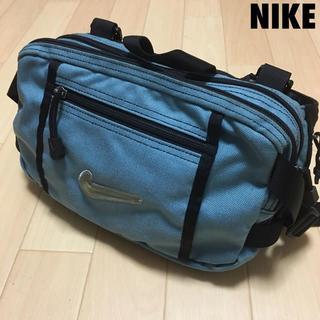 ナイキ(NIKE)の#3078 NIKE ナイキ 90s 白タグ ボディバッグ ウエストバッグ(ボディーバッグ)