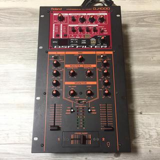 ローランド(Roland)のローランド DJミキサー DJ-1000(DJミキサー)