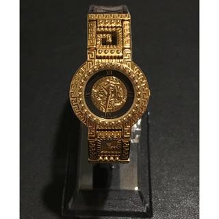 ジャンニヴェルサーチ(Gianni Versace)のkenthouse 様 専用商品 / ♦︎ヴェルサーチ 時計 (動作OK)♦︎(腕時計(アナログ))