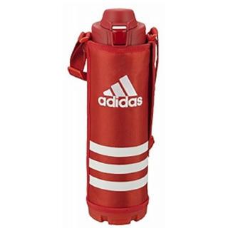 アディダス(adidas)のまなみん様専用ページ水筒 1.5L 直飲み アディダス レッド ポーチ付き(水筒)