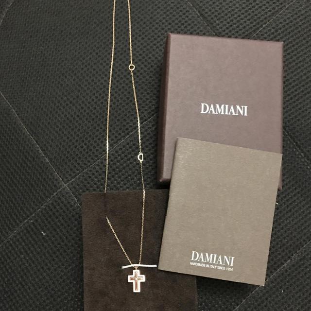 Damiani(ダミアーニ)のダミアーニ♡限定ネックレス♡ピンクゴールド レディースのアクセサリー(ネックレス)の商品写真
