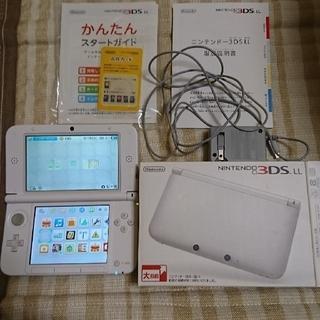 ニンテンドウ(任天堂)のニンテンドー3DS LL(売約済)(携帯用ゲーム機本体)
