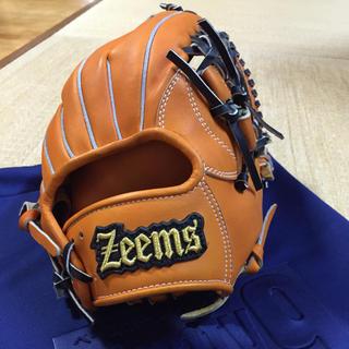 ジームス(Zeems)のzeems外野手用グローブフルオーダー(グローブ)